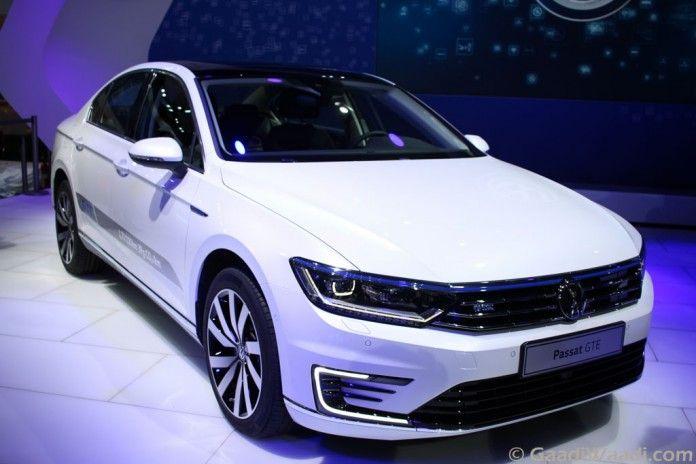 VW Passat GTE Unveiled_