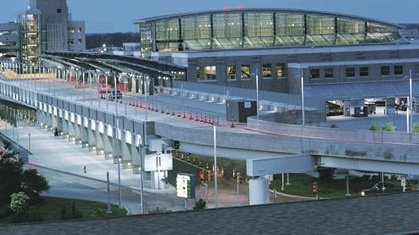 BOS ~Logan International Airport~ Boston, MA