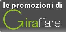 Il nostro nuovo sito è online!! Ti aspettiamo su www.giraffare.it
