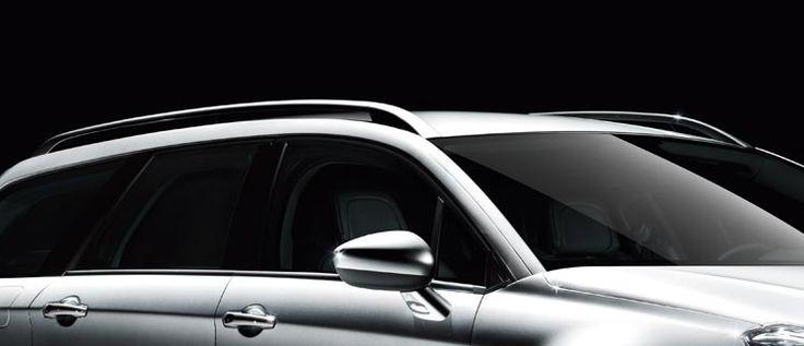 Citroën C5 Tourer - Barres de toit