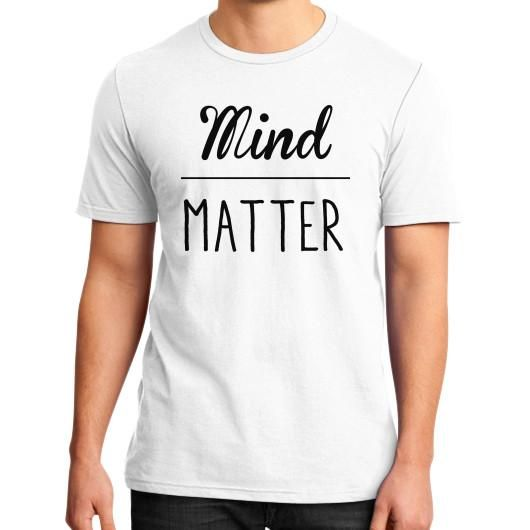 Mind Over Matter District Tee $39.99 CAD