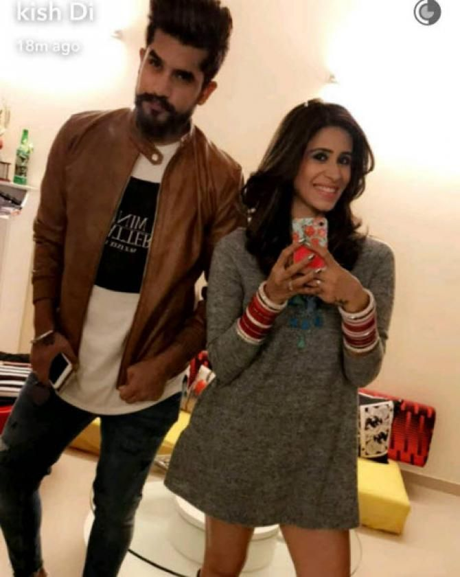 suyyash and kishwer relationship
