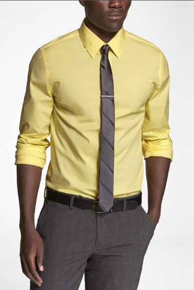 37 best shirt tie combos images on pinterest for Express shirt and tie
