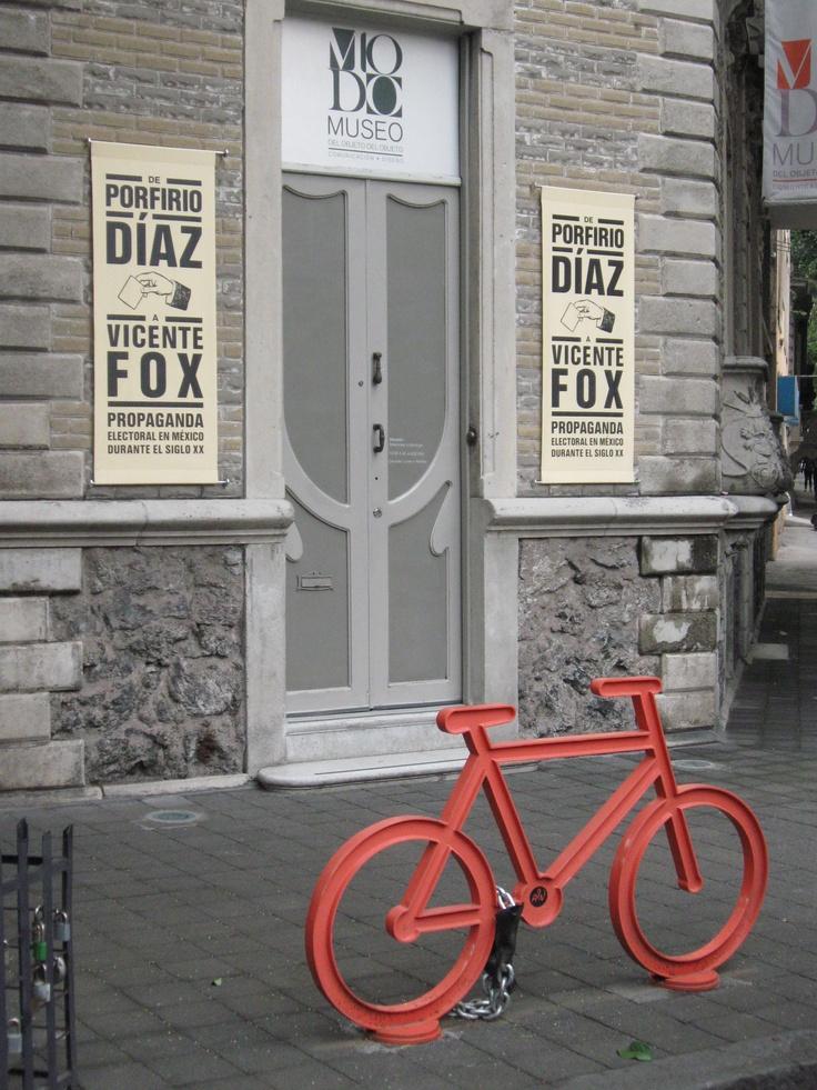 MODO en la colonia roma en Mexico, DF. Más museos en nuestra ciudad ;-)