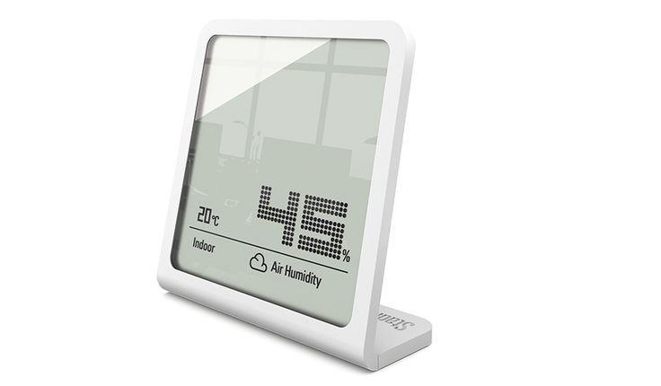 MONOQI | Hygrometer - Weiß
