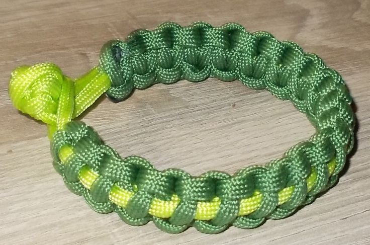 paracord bracelet weave instructions