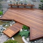 trex decking cost deck in Deck Asian with asian deck design asian bridge