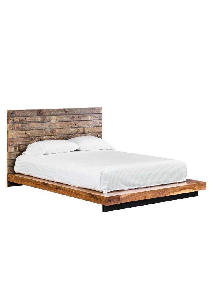 i build a bed really similar to this but it needs a headboard