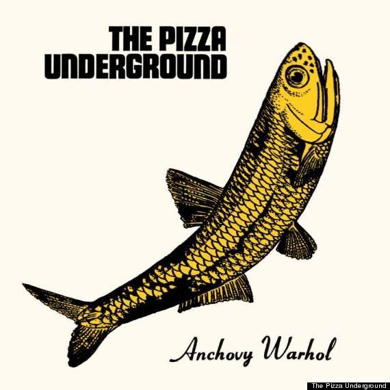 the pizza underground