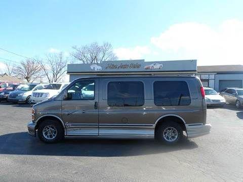 2002 Chevrolet G1500 For Sale In Cincinnati OH Conversion Vans