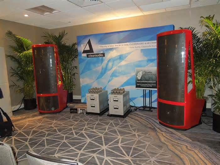 Rocky Mountain Audio Fest 2017 – Day 2 audio physic speakers, EAT turntables and Moon electronics ... I will be working to get some review samples (if not this entire system) for a complete review. Technics Technics was showing a lineup of their latest releases. I didn't get a chance to ...