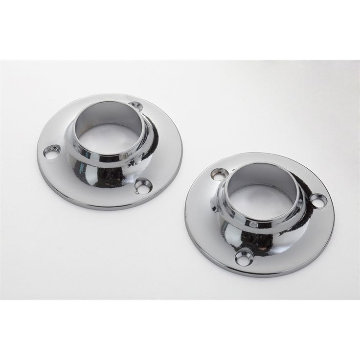 Find Sandleford 19mm Chrome Round Flange - 2 Pack at Bunnings Warehouse. Visit your local store for the widest range of bathroom & plumbing products.
