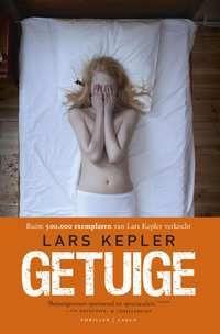 Getuige - Lars Kepler