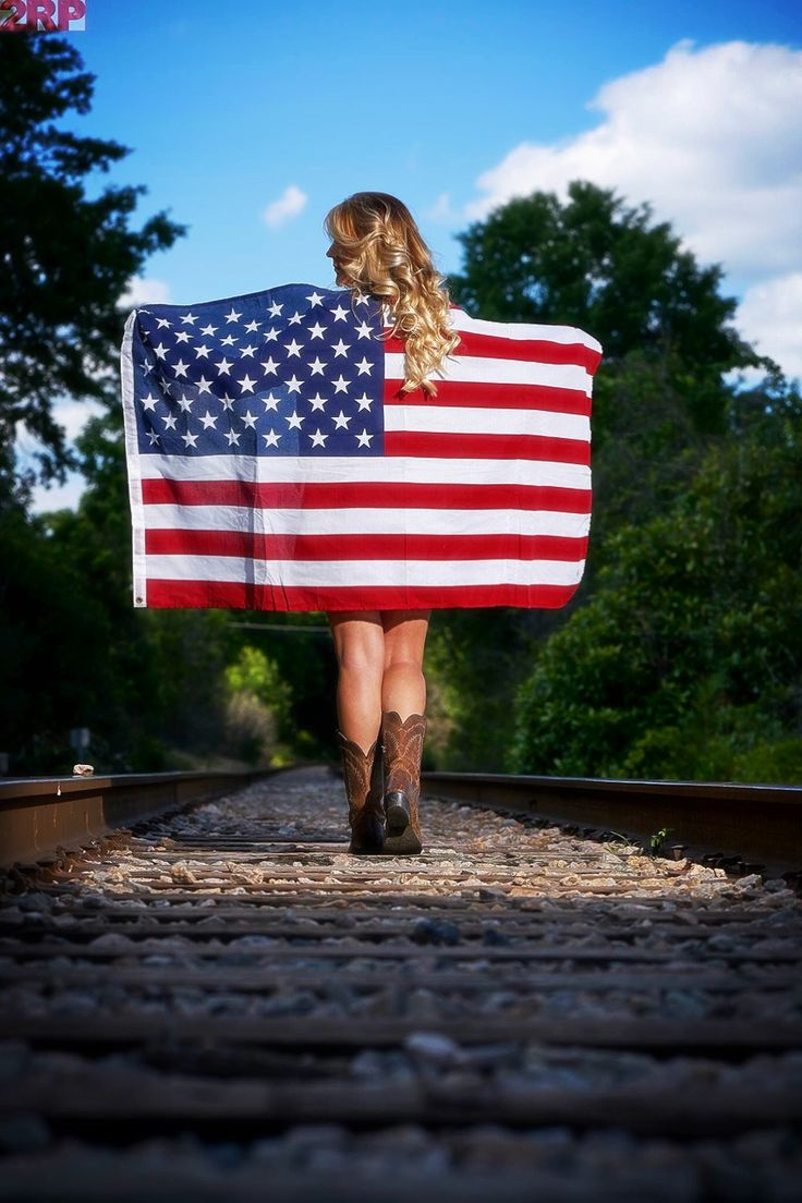 Wake forest NC American Flag Photoshoot Photographer Roger Duke