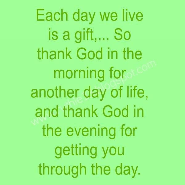 22 best Each day is a gift images on Pinterest | Each day, Gifts ...