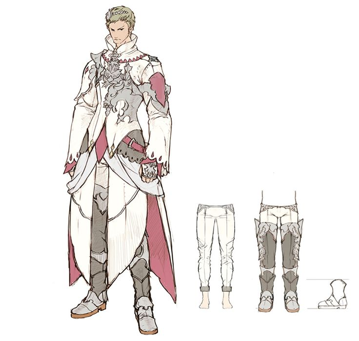 White Mage Male from Final Fantasy XIV: Stormblood