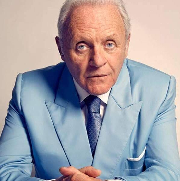 #styleinspiration @anthonyhopkins 'When blue will only do' love the way the different tones works in harmony with each other. #anthonyhopkins #style #blue #inspiration #dapper #sharp #sartorial #menswear #fashion #mensfashion #suit