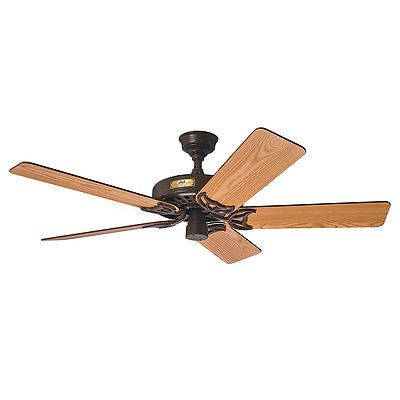 HUNTER 52 Outdoor Ceiling Fan: The Classic Original  Model #: 23847