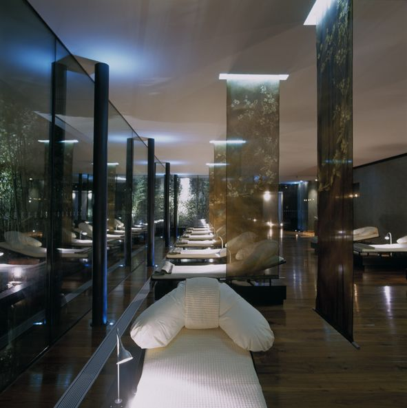 ESPA Relaxation room at the g hotel Galway