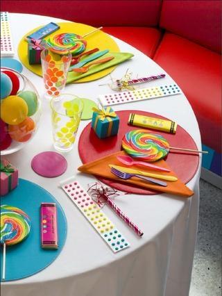 table set up idea. so cute!
