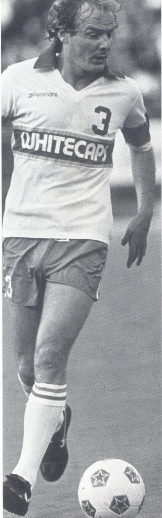 NASL Soccer North American Soccer League Players-Terry Yorath