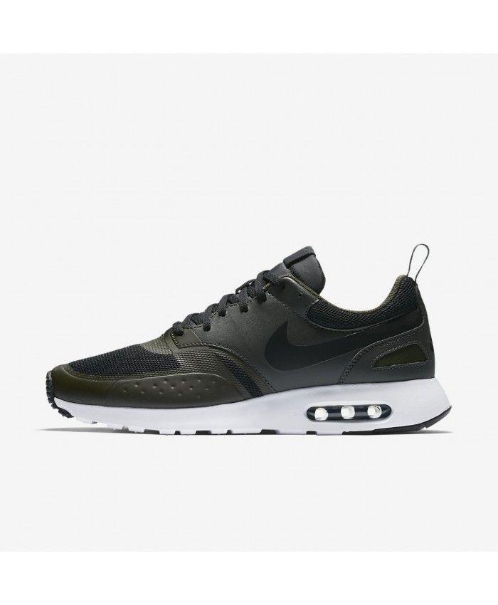 Chaussures De Sport Kaki Faible Tourbillon D'air / Écru Nike KKRAWU7HA