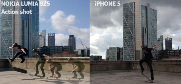 Nokia y su comercial contra iPhone 5
