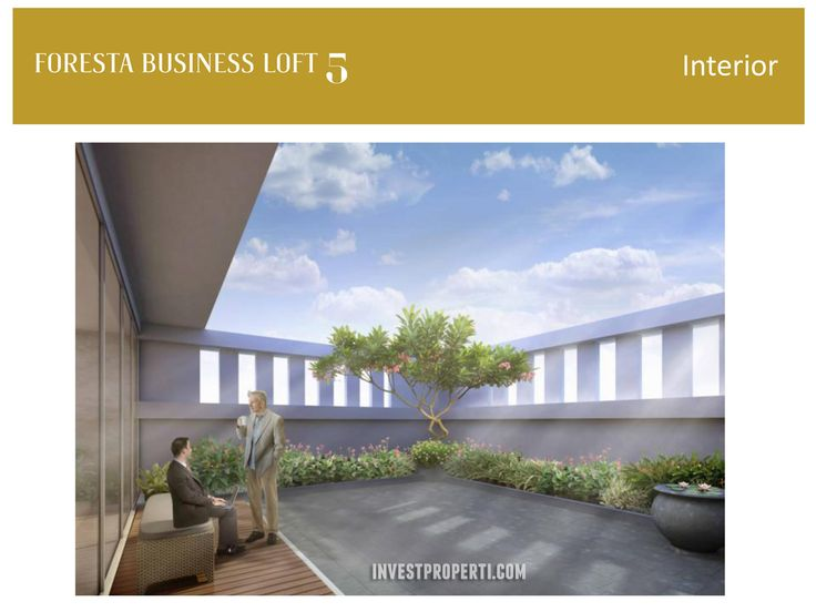 Foresta Business Loft 5 Interior