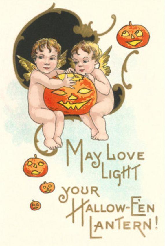 Los mejores posters vintage de... Jack O'Lantern