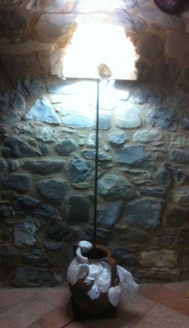 secchio d acqua  e luce