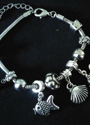 Kup mój przedmiot na #Vinted http://www.vinted.pl/kobiety/bizuteria/1971571-bransoletka-charms