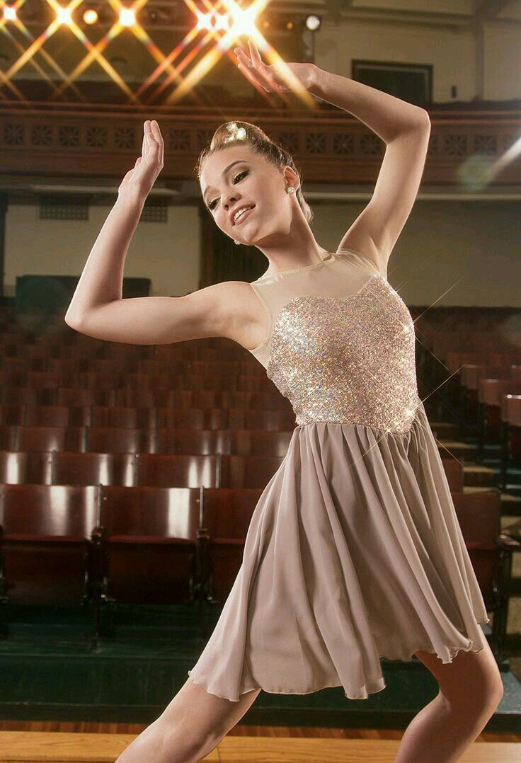 This was my contemporary/ lyrical costume from my recital last year
