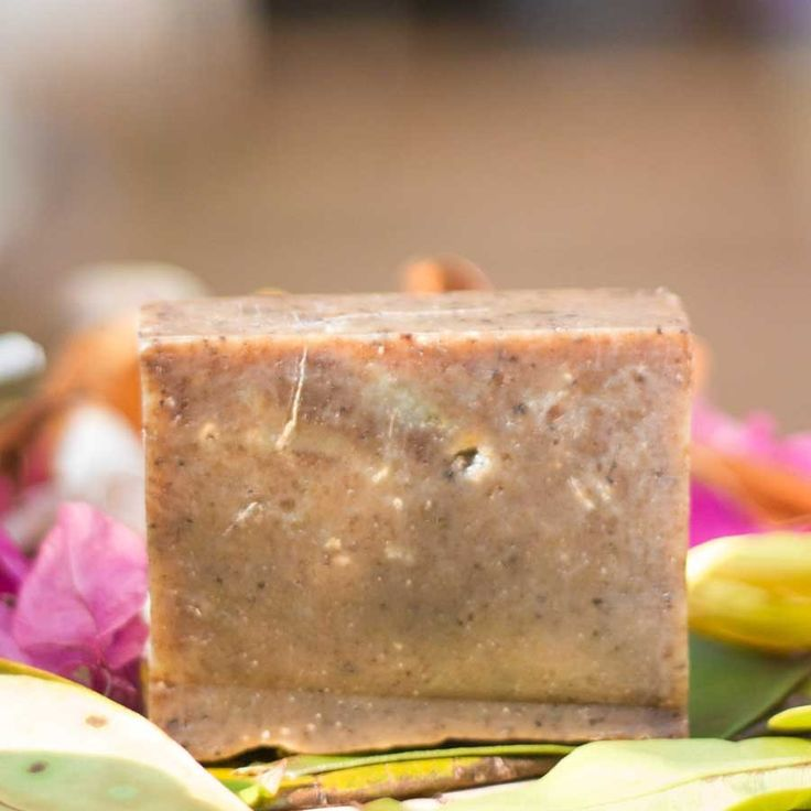 Indian handicrafts - Hand made in india - Coffee Soap Bath and body products