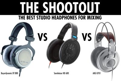 the BEST studio headphones for mixing | SERIOUS options for SERIOUS people