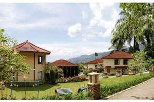 The Jayakarta Cisarua Inns & Villas di Bogor, Indonesia