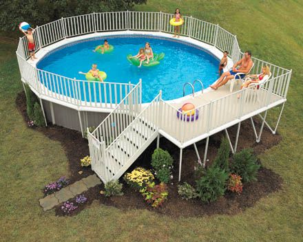 best 25 above ground pool cost ideas on pinterest above ground pool decks deck ideas for. Black Bedroom Furniture Sets. Home Design Ideas