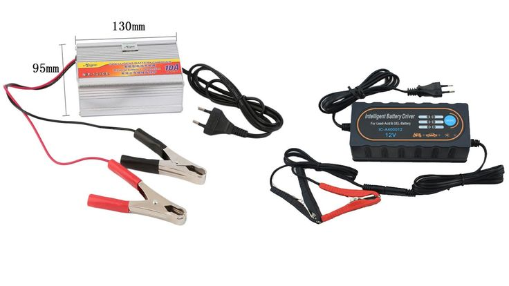 Top 5 Best Cheap Motorcycle Battery Charger Reviews 2016 Best Cheap Trickle Charger for Motorcycle I put links to each Motorcycle Battery Charger reviews at AliExpress page in the description So you can check out the other reviews at AliExpress. 1. New 12V 10A Car Battery Charger Motorcycle Battery Charger Lead Acid Chargers EU Plug Wholesale http://ali.pub/6ik83 2. 12V car battery charger 12V motorcycle battery charger 12V lead acid battery charger for 12V SLA GEL AGM VRLA battery…