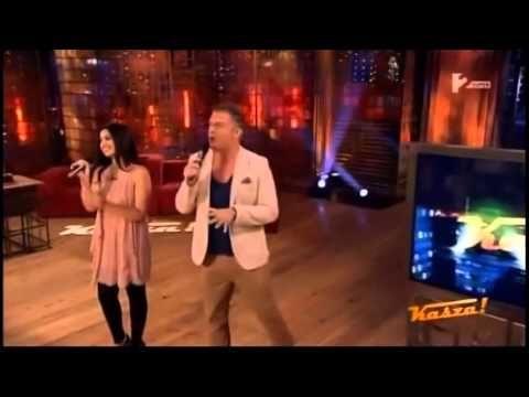 Kasza Tibi és Radics Gigi