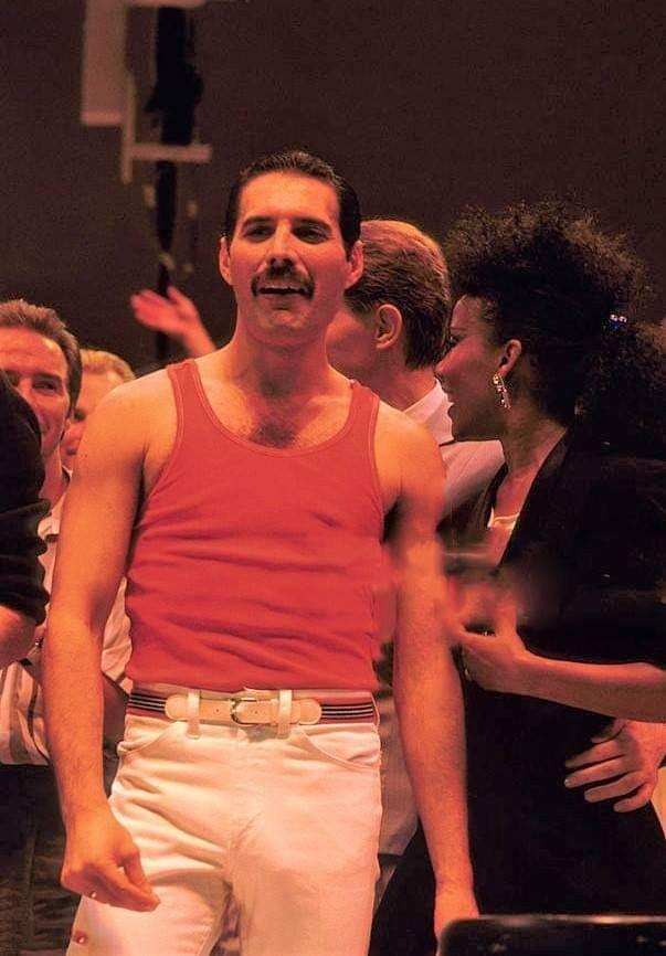 Pin By Susan Haynes On Queen Of My Heart Queen Freddie Mercury Freddie Mercury Mary Austin Freddie Mercury