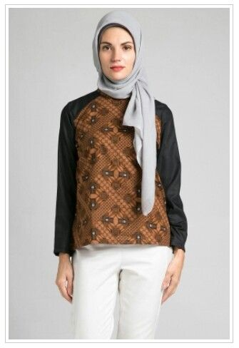 Sporty batik.. Love it