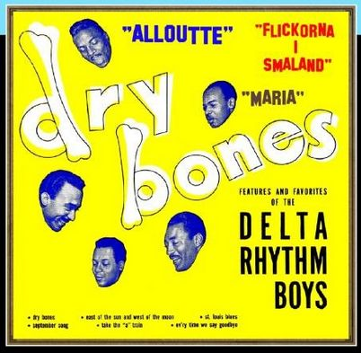"""Ever wonder where the song """"Dry Bones (Dem Bones)"""" came from?  Here's the story behind the spooky song actually based on Bible verses which is often heard at Halloween."""