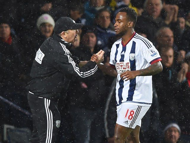 Tony Pulis: 'I hope Saido Berahino stays at West Bromwich Albion'