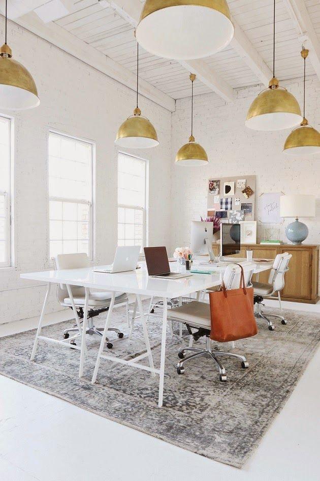 Studio workspace: Savor Home: INTERIORS: STUDIO MCGEE