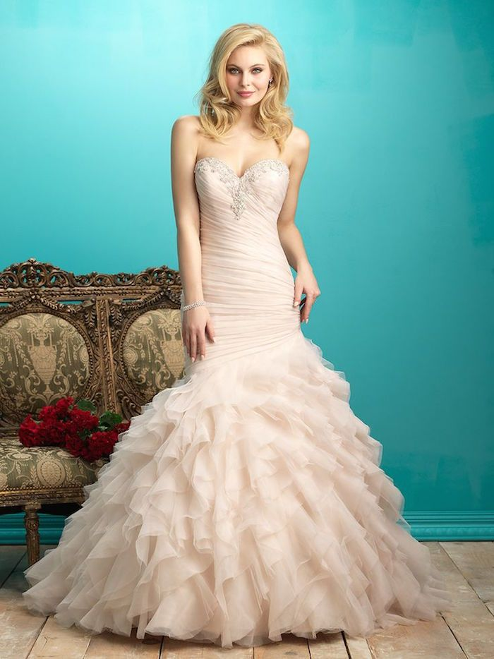 Gorgeous Allure Bridals Wedding Dresses