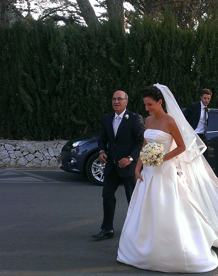 #bouquet and #bouttoniere for a bride in #Fasano - #Puglia