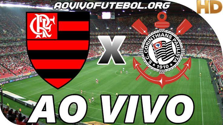 Flamengo x Corinthians Ao Vivo - Veja Ao Vivo o jogo de futebol entre Flamengo e Corinthians através de nosso site. Todos os grandes jogos...