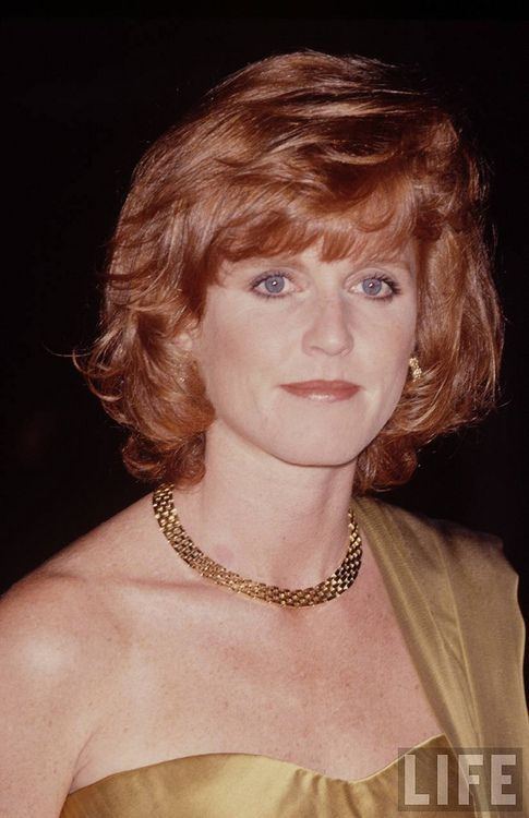 Stunning picture of Sarah Ferguson Duchess of York