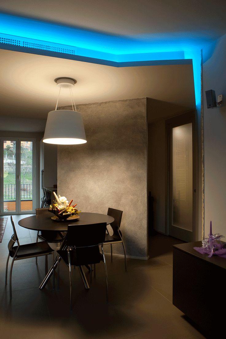 89 best strisce led images on Pinterest  Led strip, Light led and Strip lighting