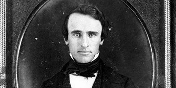 Young Rutherford B Hayes- pictures of the Presidents when they were younger