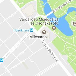 Futás - Budapest: Városliget 5km